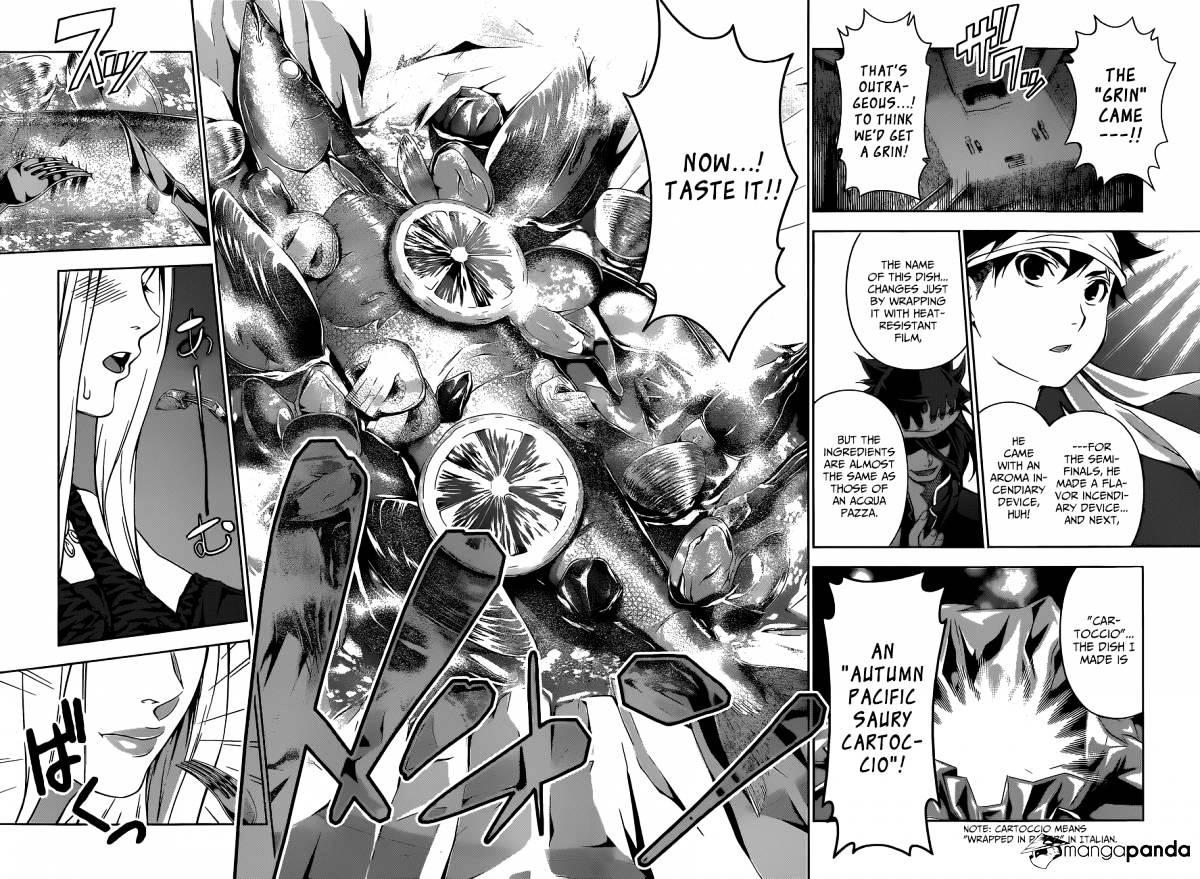 Shokugeki no Soma Chapter 99  Online Free Manga Read Image 11