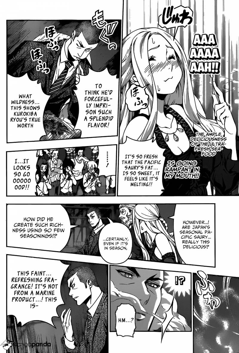 Shokugeki no Soma Chapter 99  Online Free Manga Read Image 12