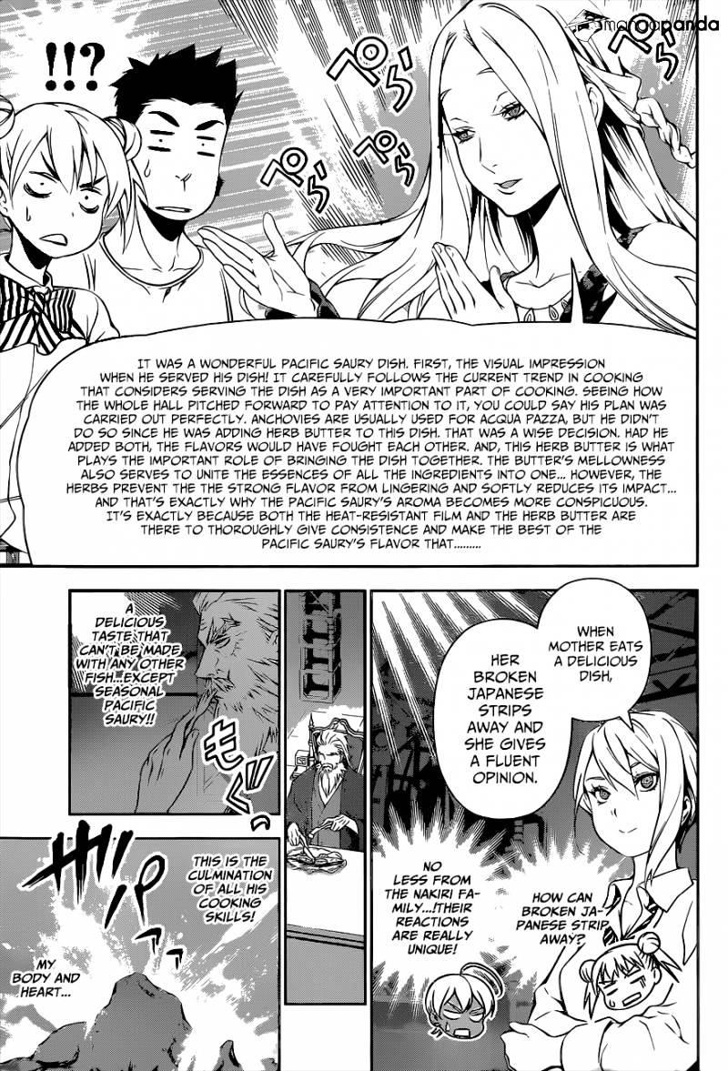 Shokugeki no Soma Chapter 99  Online Free Manga Read Image 15