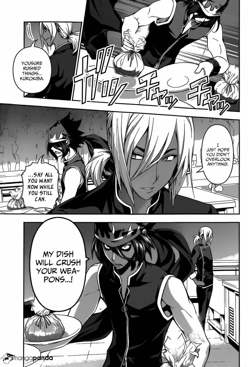 Shokugeki no Soma Chapter 99  Online Free Manga Read Image 4