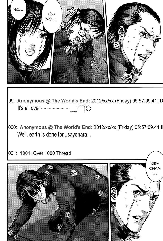 Gantz Chapter 382 Full Manga Read Scan Image 10