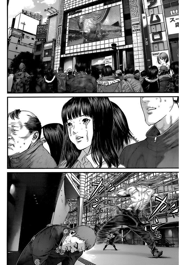 Gantz Chapter 382 Full Manga Read Scan Image 12