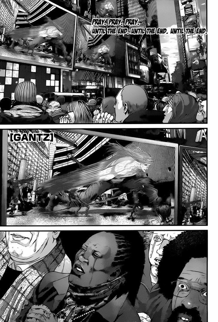 Gantz Chapter 382 Full Manga Read Scan Image 2