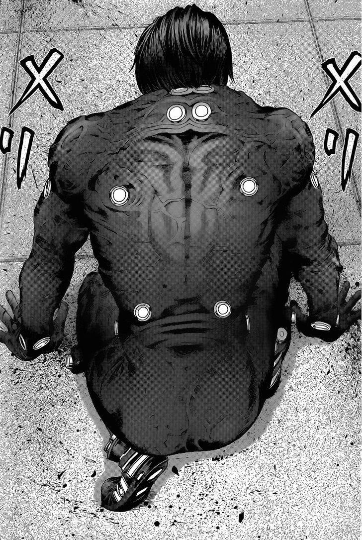 Gantz Chapter 382 Full Manga Read Scan Image 20