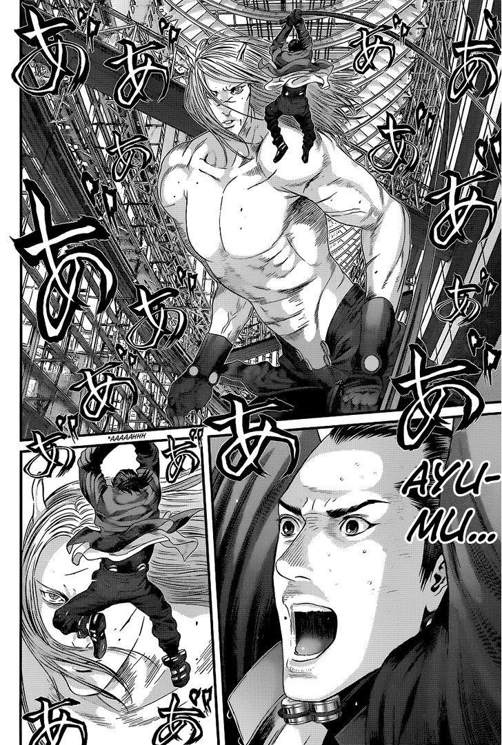 Gantz Chapter 382 Full Manga Read Scan Image 22