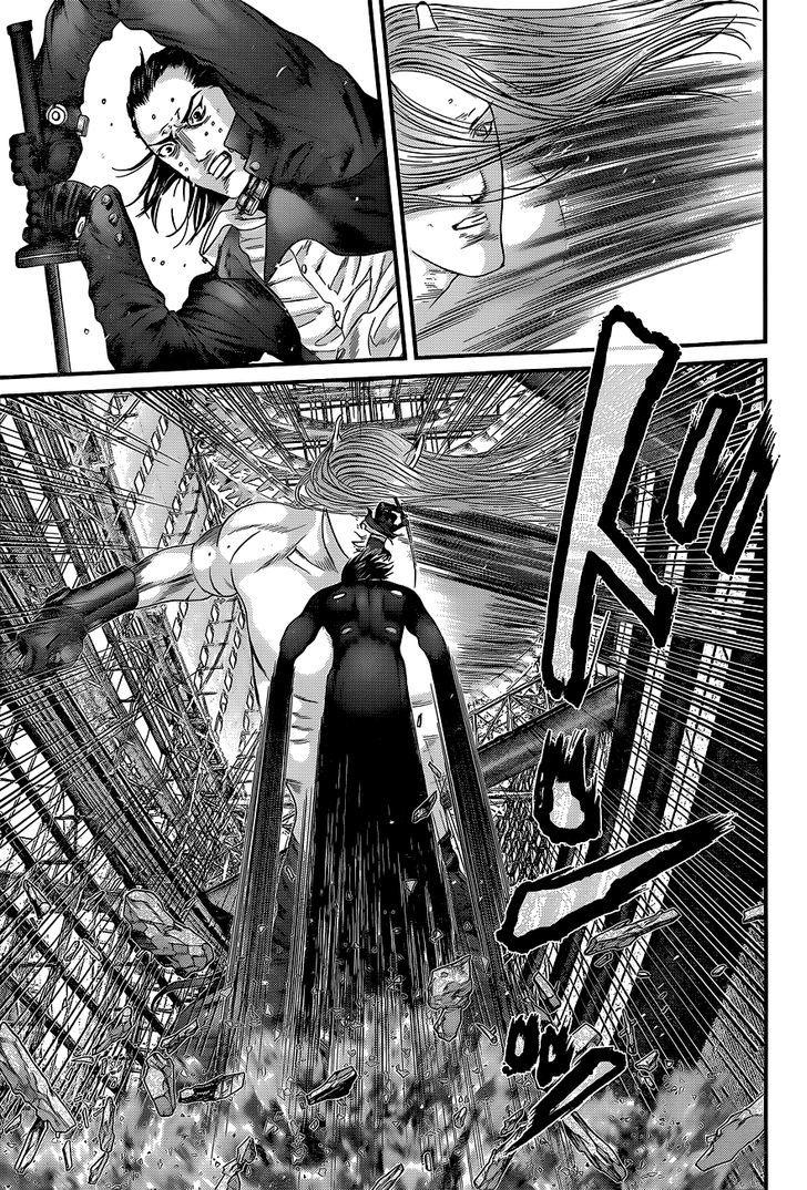 Gantz Chapter 382 Full Manga Read Scan Image 23