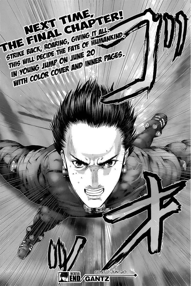 Gantz Chapter 382 Full Manga Read Scan Image 25