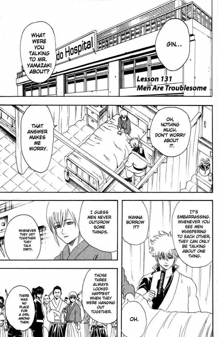 Gintama Chapter 131  Online Free Manga Read Image 9