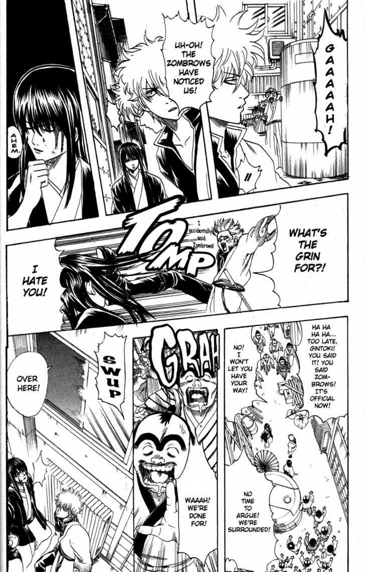 Gintama Chapter 133  Online Free Manga Read Image 10