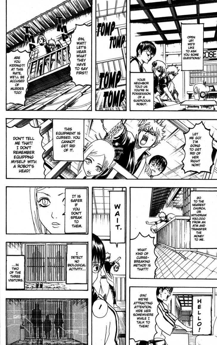 Gintama Chapter 141  Online Free Manga Read Image 4