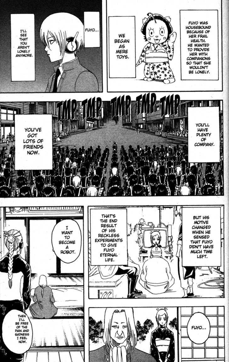 Gintama Chapter 143  Online Free Manga Read Image 11