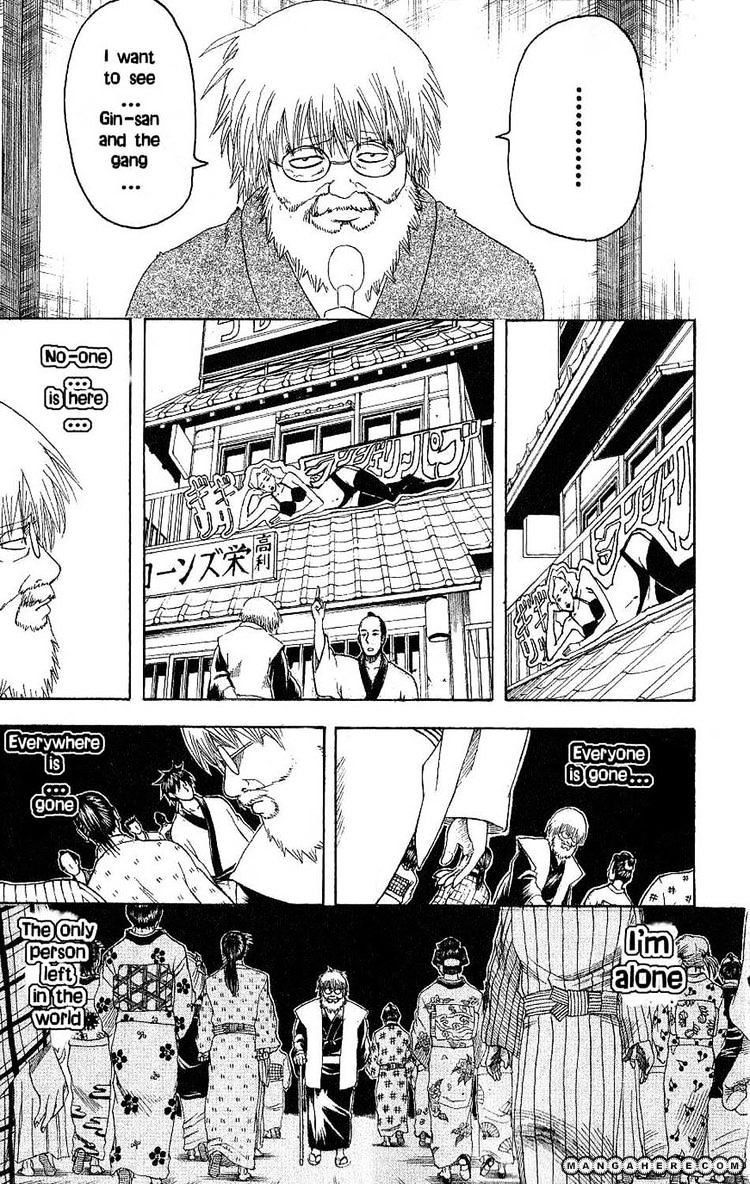 Gintama Chapter 175  Online Free Manga Read Image 3