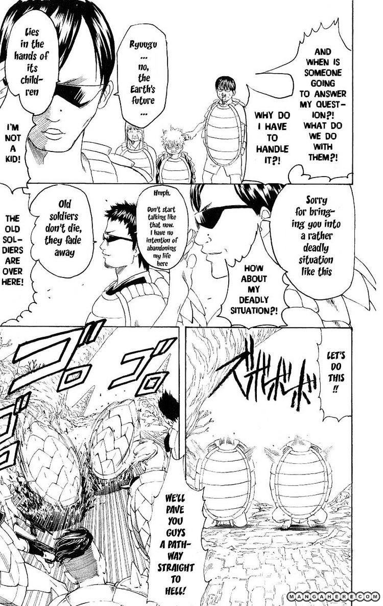 Gintama Chapter 178  Online Free Manga Read Image 9