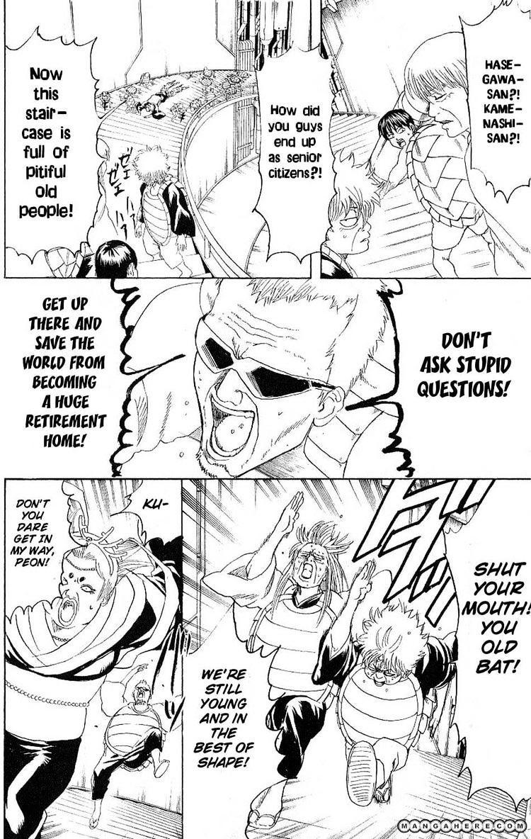 Gintama Chapter 181  Online Free Manga Read Image 9