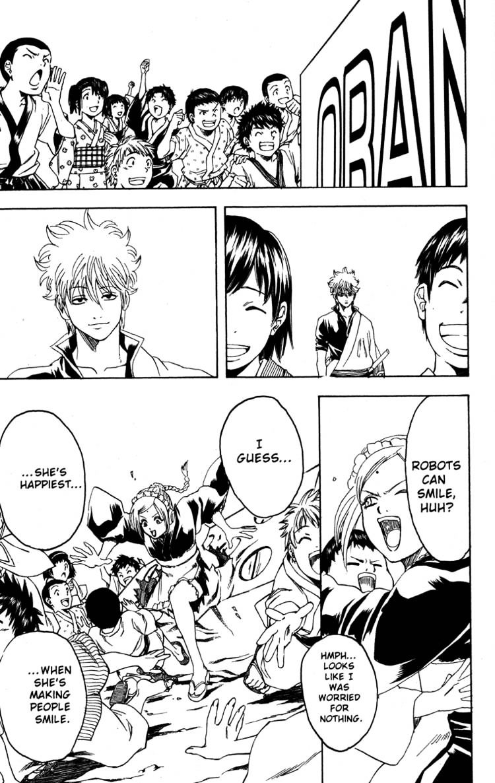 Gintama Chapter 183  Online Free Manga Read Image 15