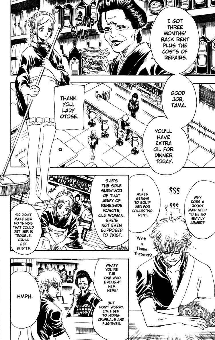 Gintama Chapter 183  Online Free Manga Read Image 2