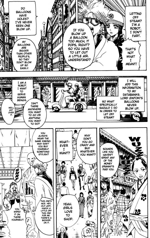 Gintama Chapter 183  Online Free Manga Read Image 7