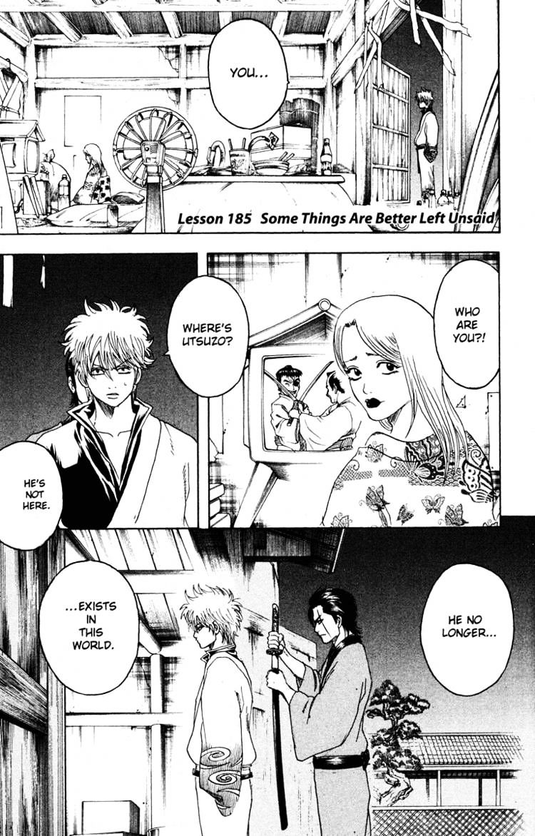 Gintama Chapter 185  Online Free Manga Read Image 9