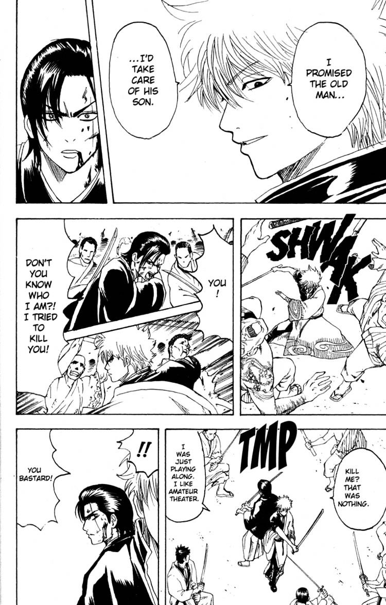 Gintama Chapter 186  Online Free Manga Read Image 14