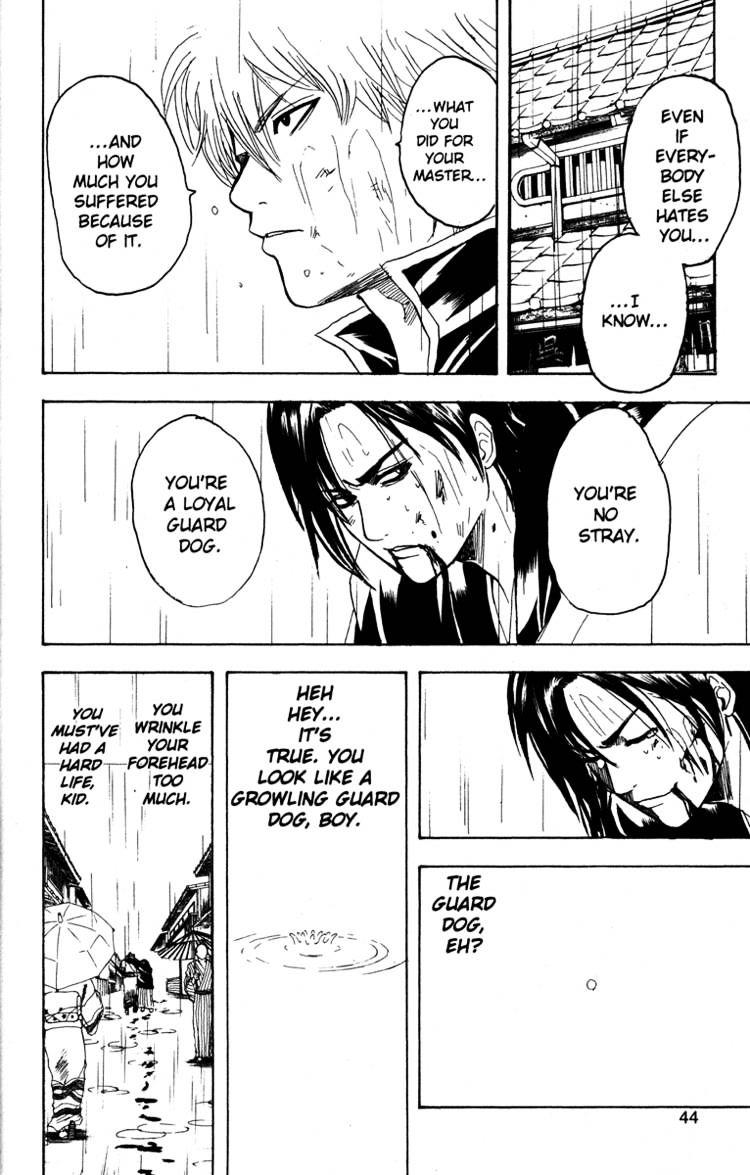 Gintama Chapter 186  Online Free Manga Read Image 18