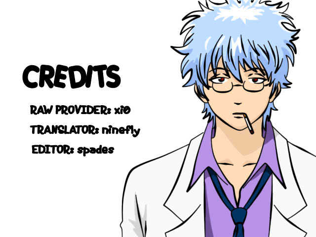 Gintama Chapter 191  Online Free Manga Read Image 20