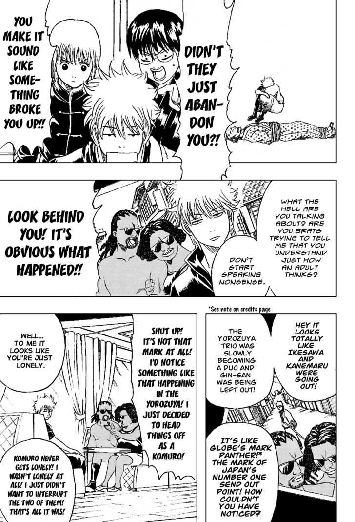 Gintama Chapter 195  Online Free Manga Read Image 14