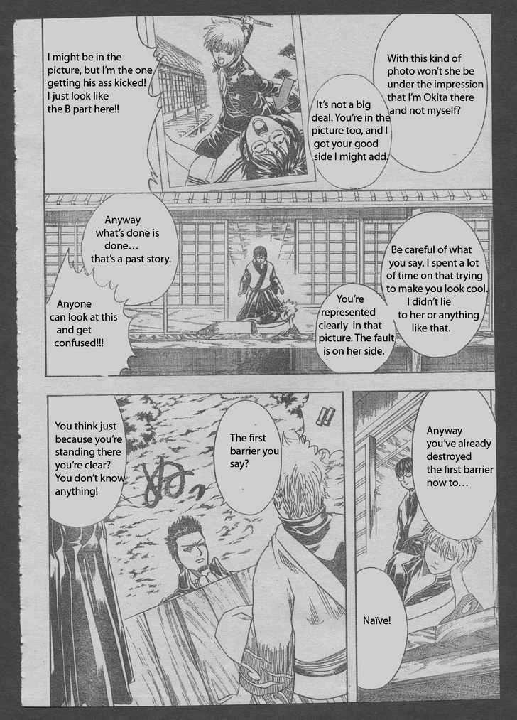 Gintama Chapter 204  Online Free Manga Read Image 4