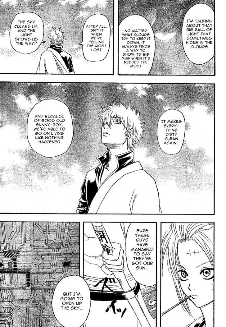 Gintama Chapter 214  Online Free Manga Read Image 17