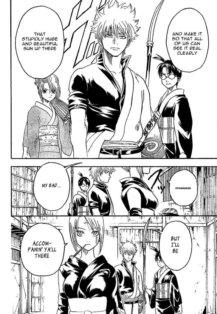 Gintama Chapter 214  Online Free Manga Read Image 18