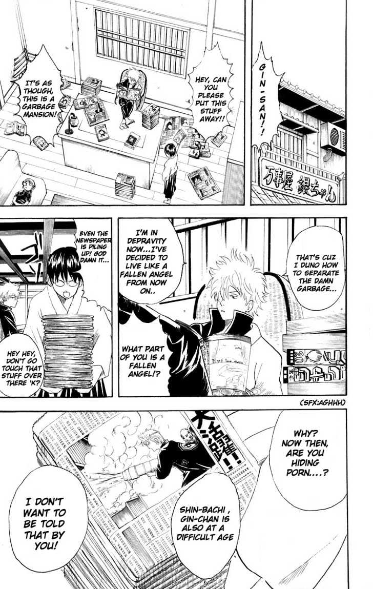 Gintama Chapter 22  Online Free Manga Read Image 20