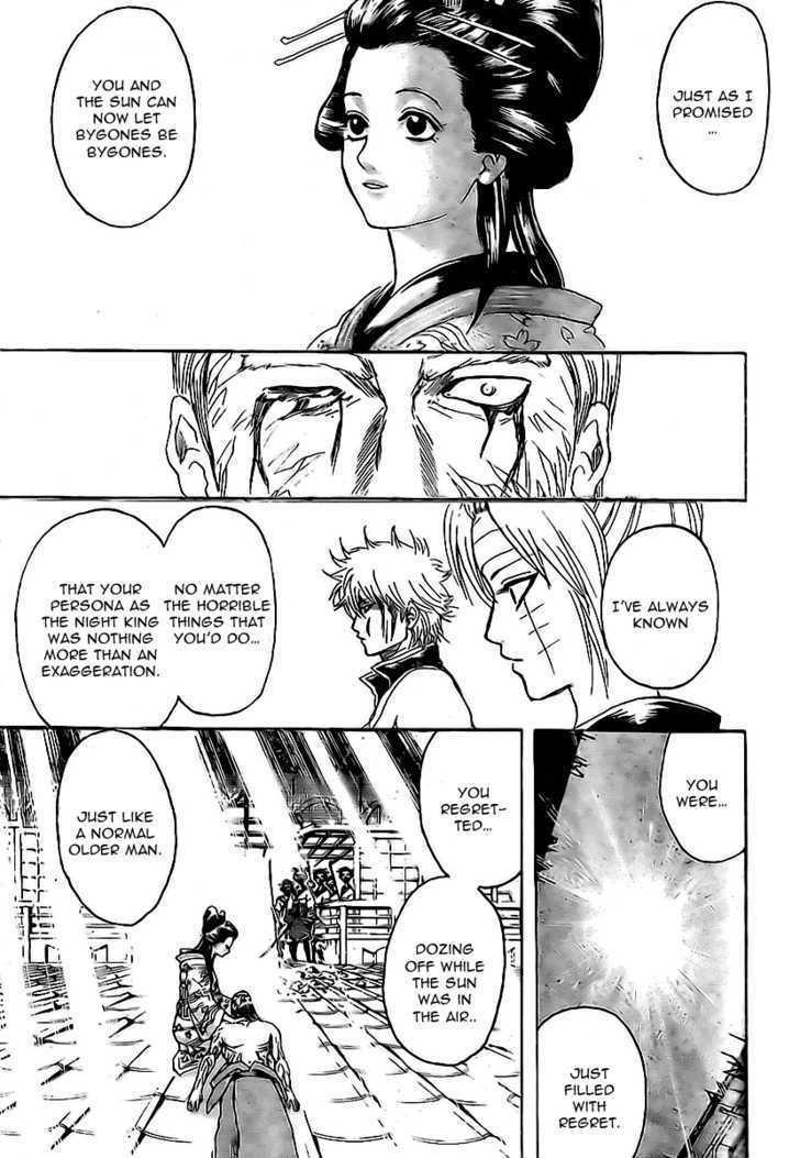 Gintama Chapter 227  Online Free Manga Read Image 13