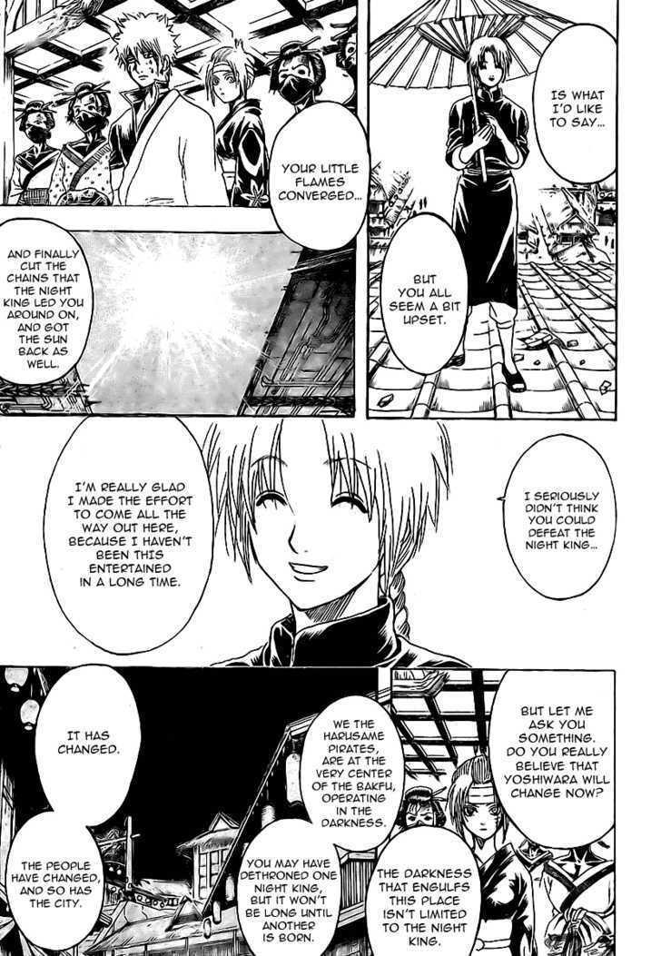 Gintama Chapter 227  Online Free Manga Read Image 17