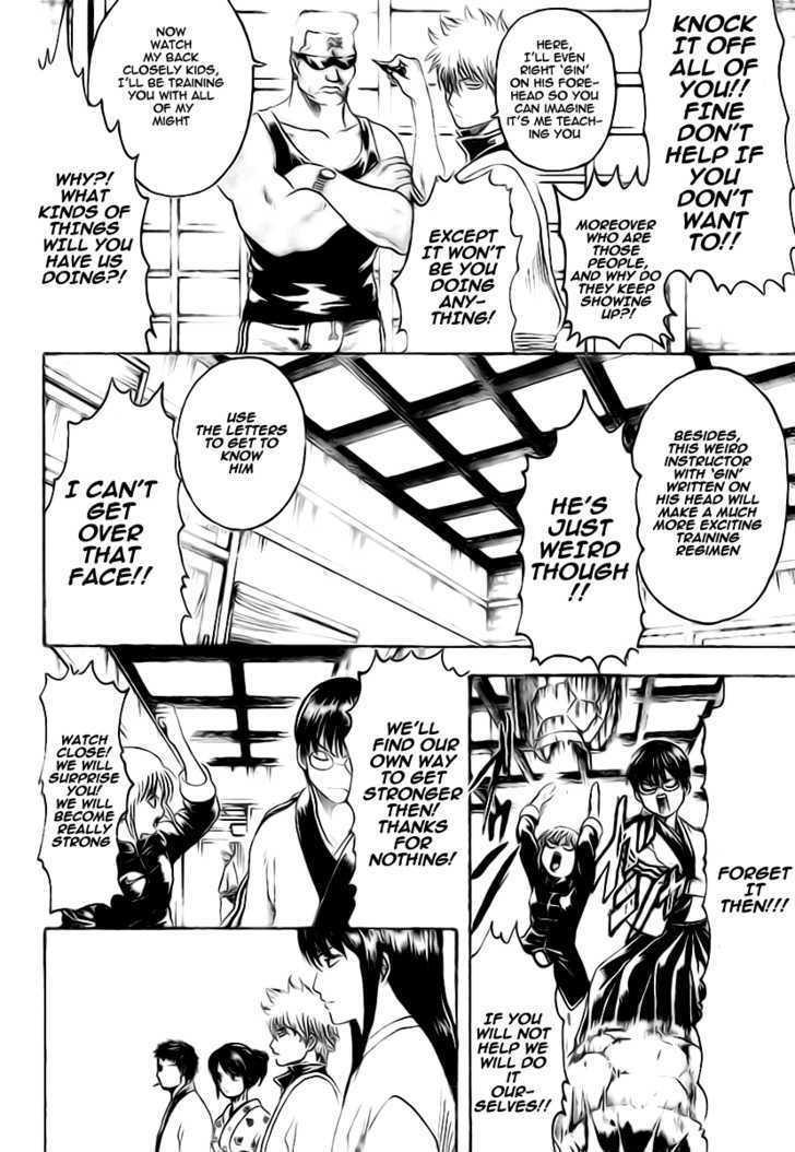 Gintama Chapter 229  Online Free Manga Read Image 18