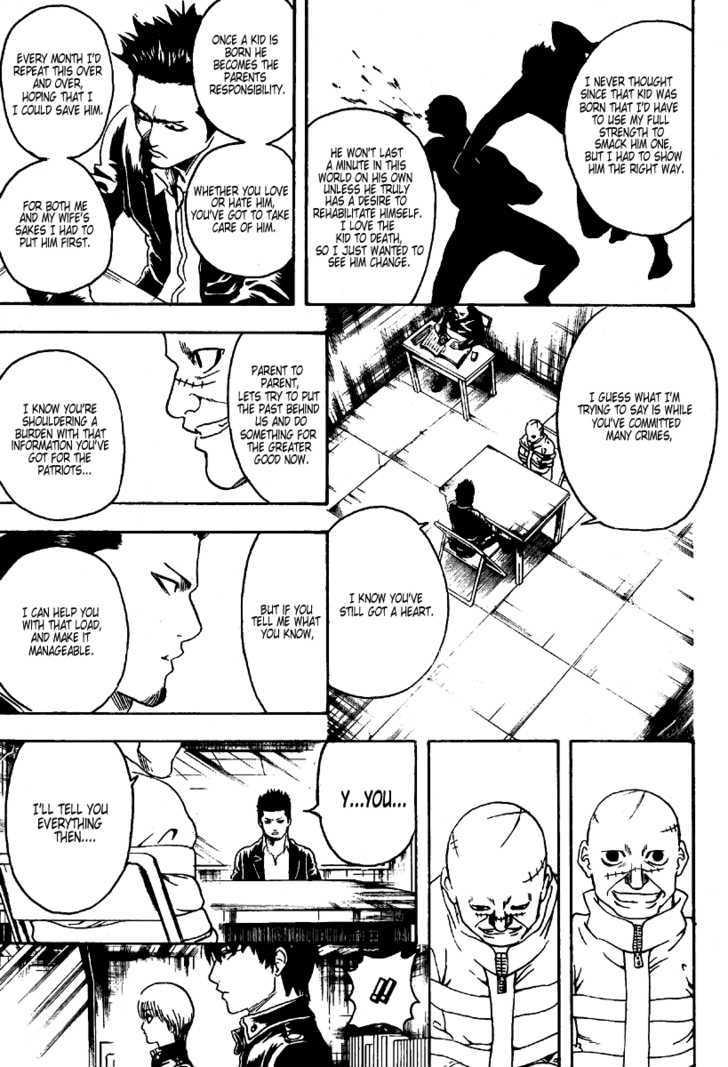 Gintama Chapter 252  Online Free Manga Read Image 11