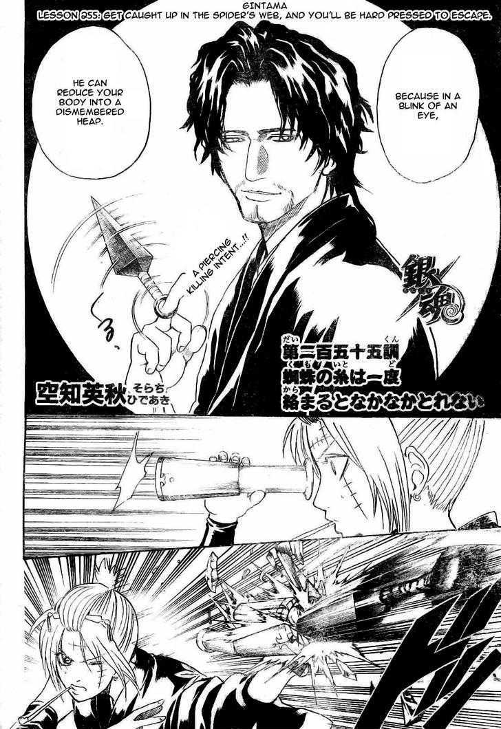 Gintama Chapter 255  Online Free Manga Read Image 5