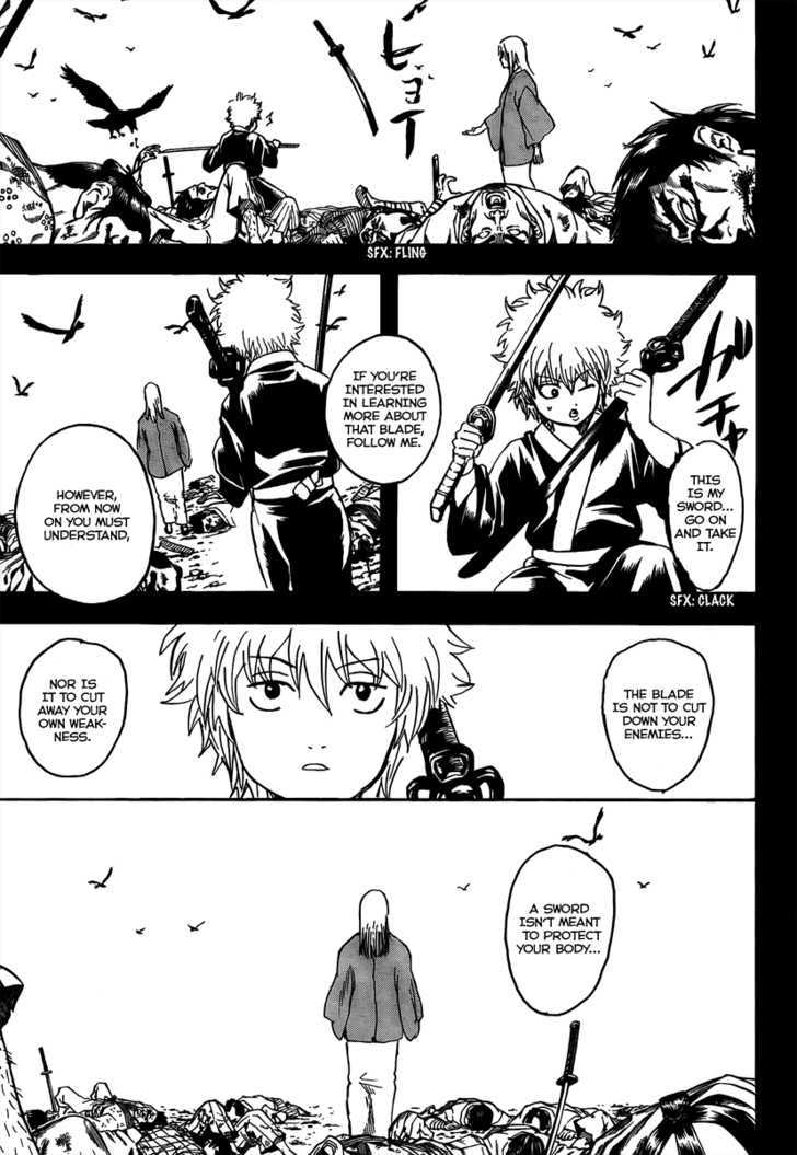 Gintama Chapter 260  Online Free Manga Read Image 3