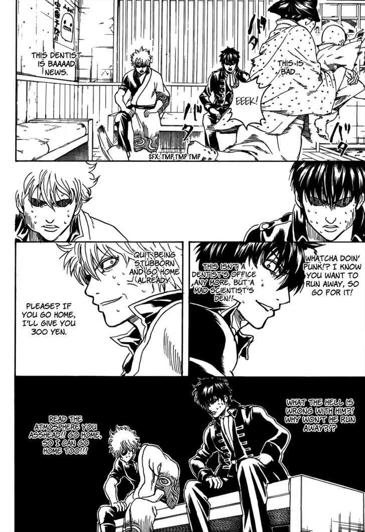 Gintama Chapter 263  Online Free Manga Read Image 18