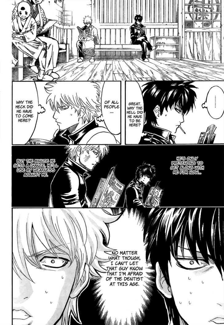 Gintama Chapter 263  Online Free Manga Read Image 8