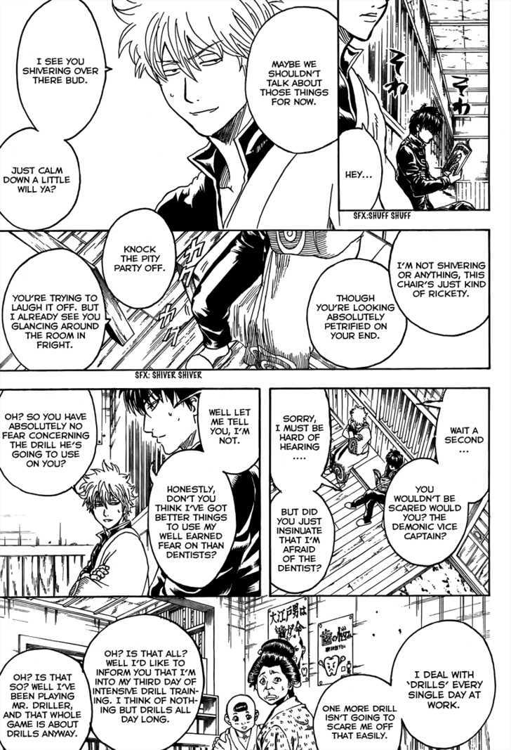 Gintama Chapter 263  Online Free Manga Read Image 9