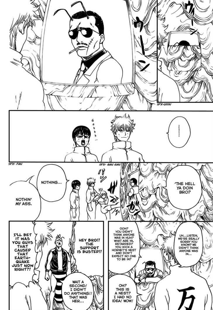 Gintama Chapter 269  Online Free Manga Read Image 9