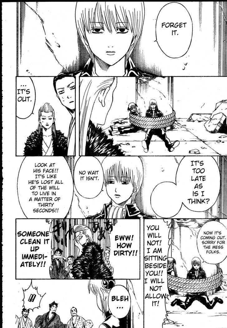Gintama Chapter 271  Online Free Manga Read Image 16