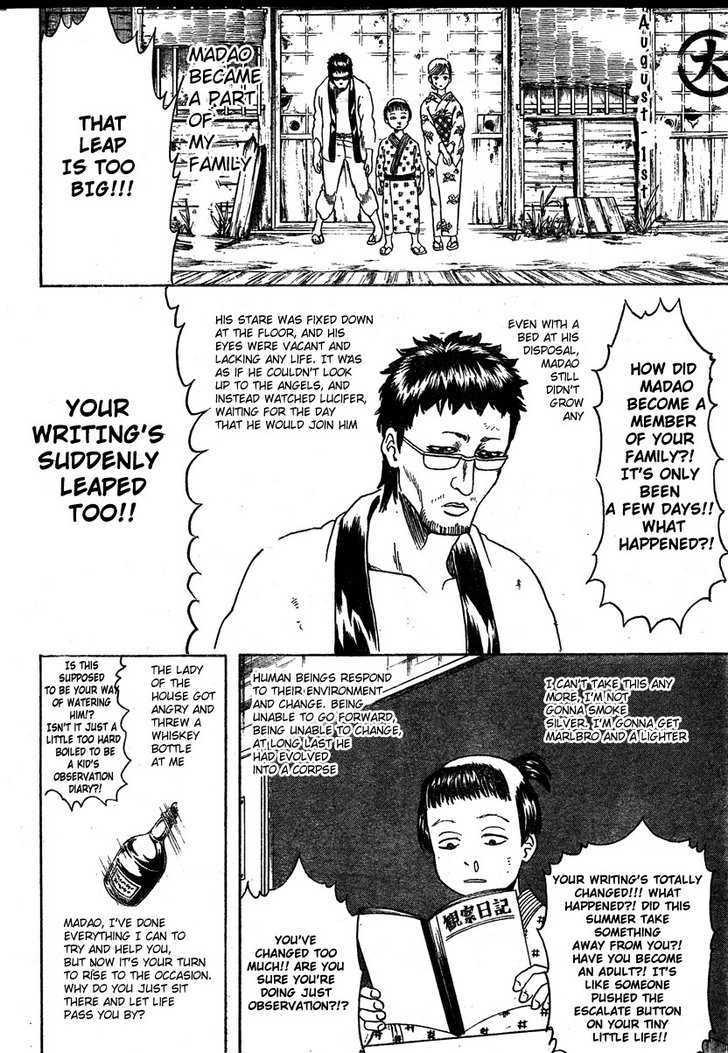 Gintama Chapter 274  Online Free Manga Read Image 6