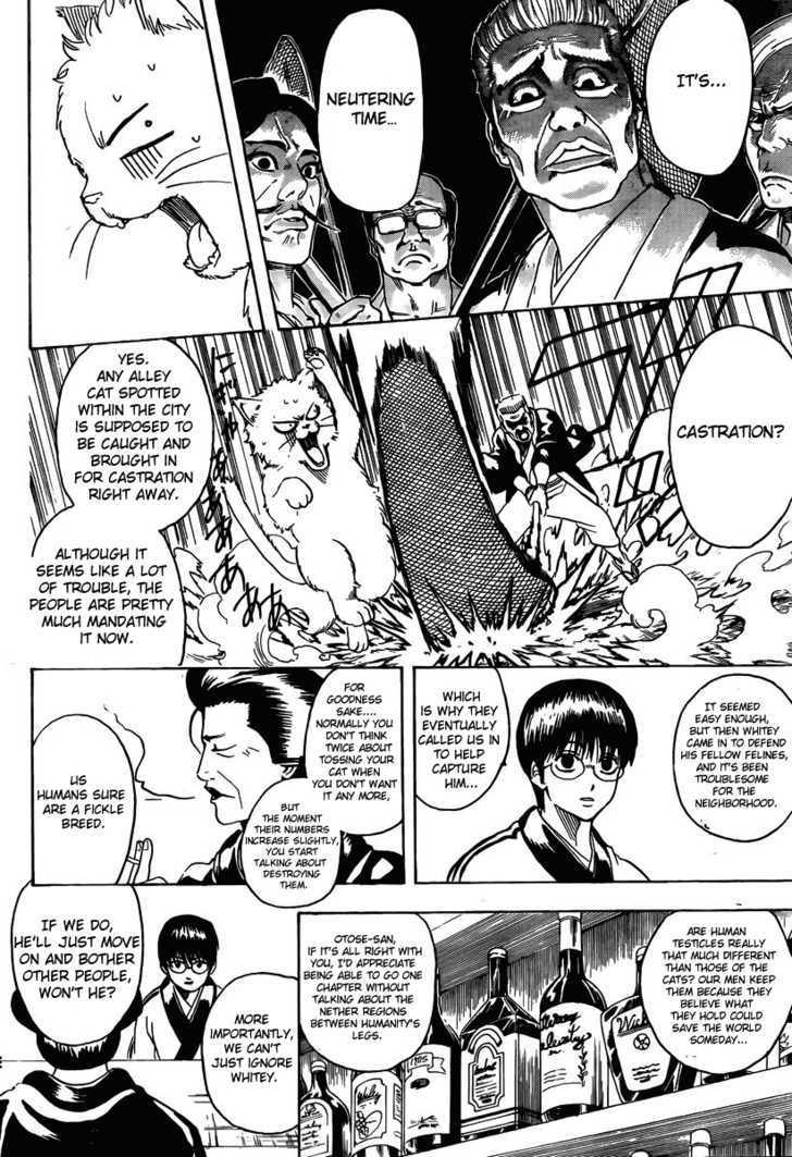 Gintama Chapter 275  Online Free Manga Read Image 8