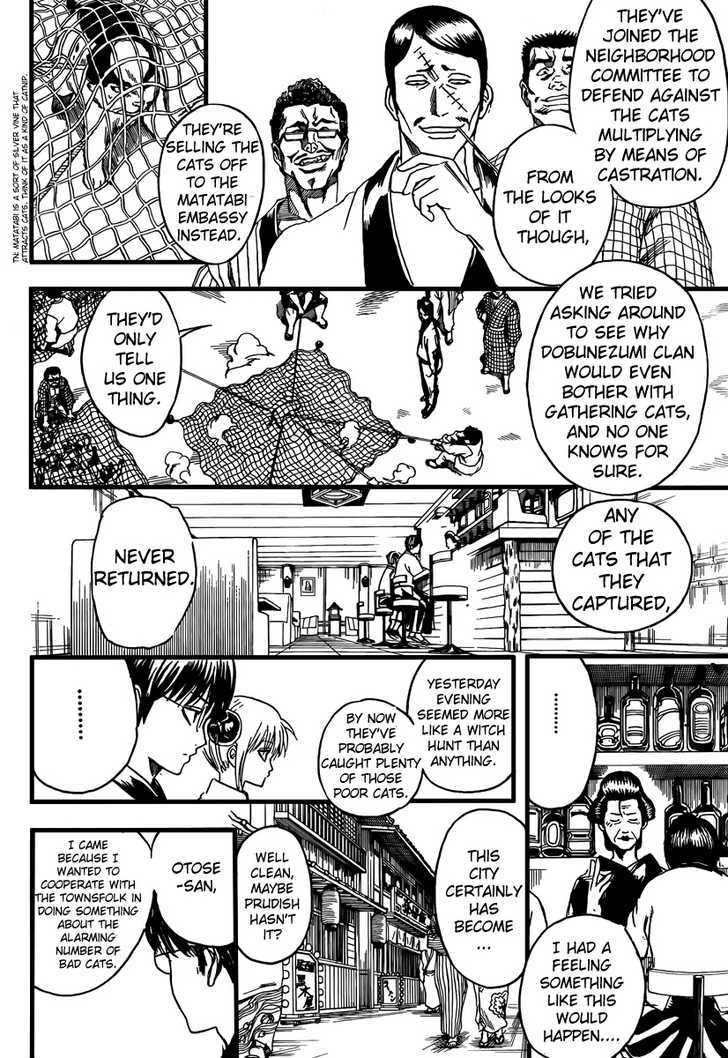 Gintama Chapter 278  Online Free Manga Read Image 2