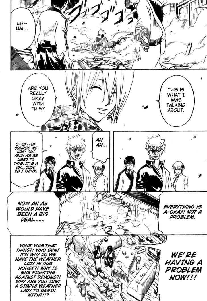 Gintama Chapter 282  Online Free Manga Read Image 10