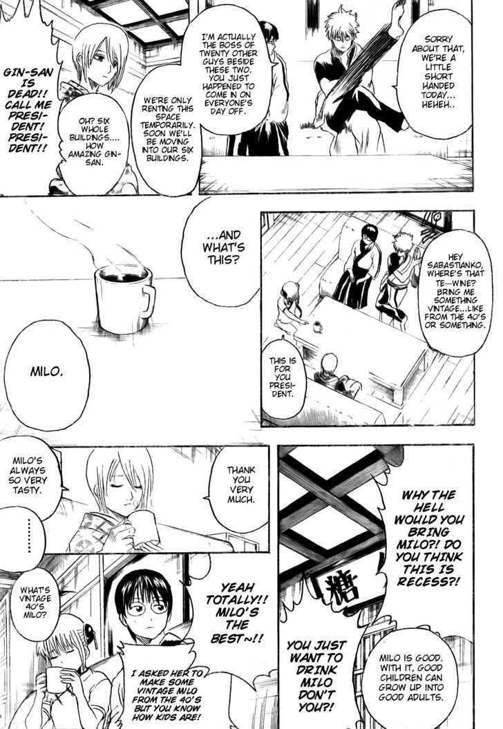 Gintama Chapter 282  Online Free Manga Read Image 5