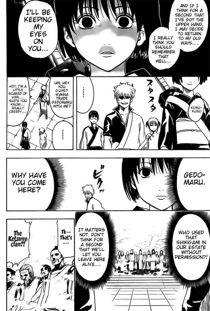 Gintama Chapter 283  Online Free Manga Read Image 8