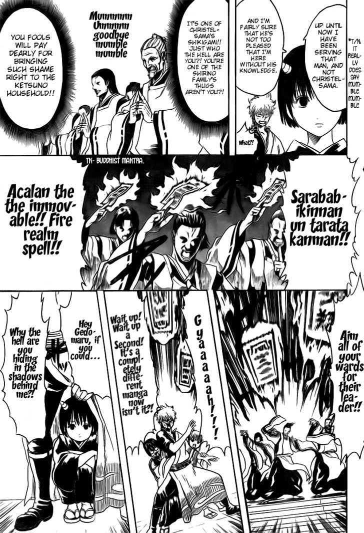 Gintama Chapter 283  Online Free Manga Read Image 9