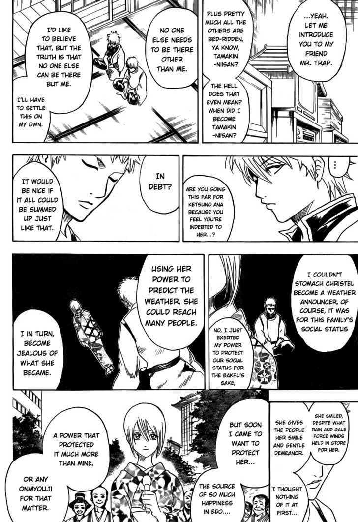 Gintama Chapter 284  Online Free Manga Read Image 10