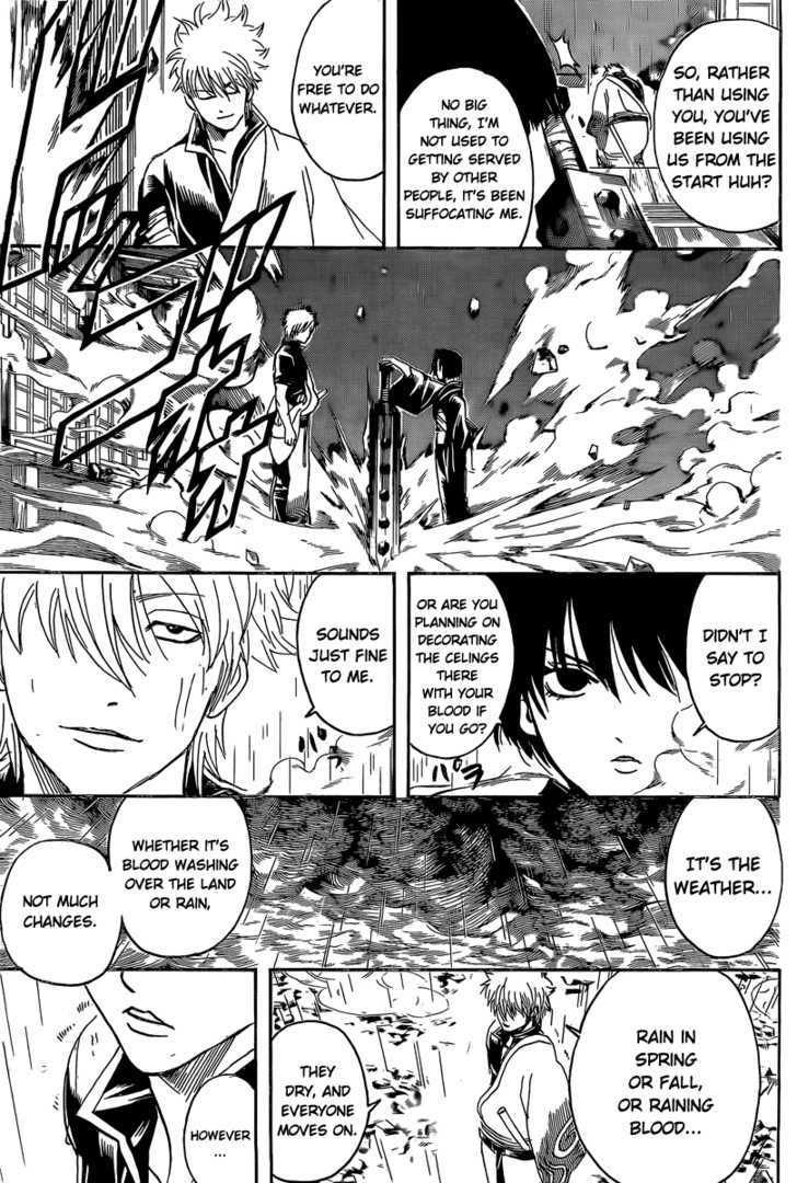 Gintama Chapter 284  Online Free Manga Read Image 13